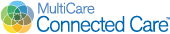 MultiCare connected care logo